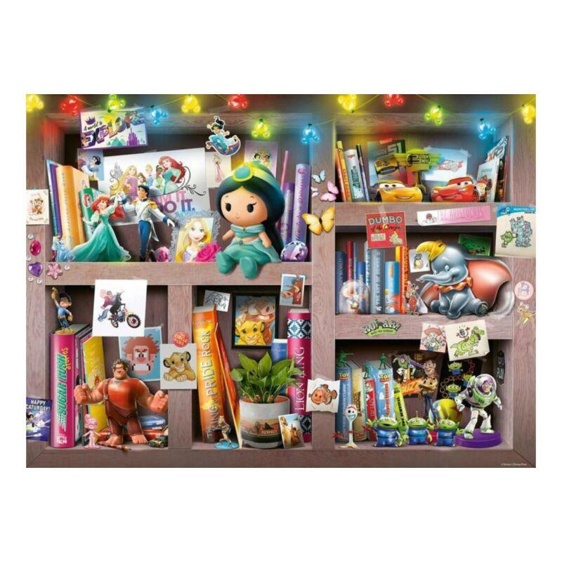 Disney karakterek 100 db-os puzzle - Ravensburger