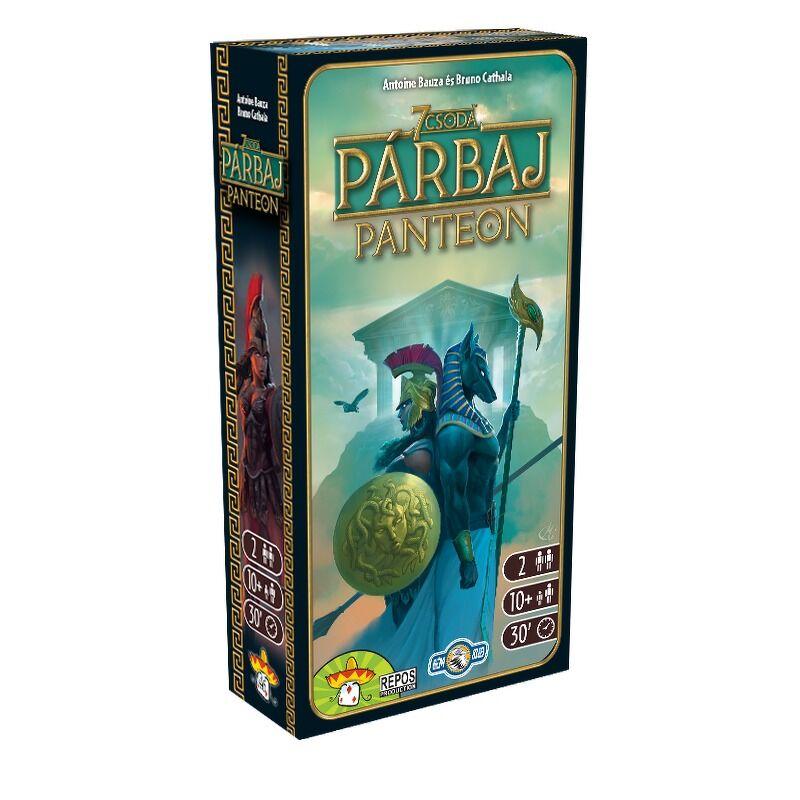 7 Csoda: Párbaj - Panteon társasjáték