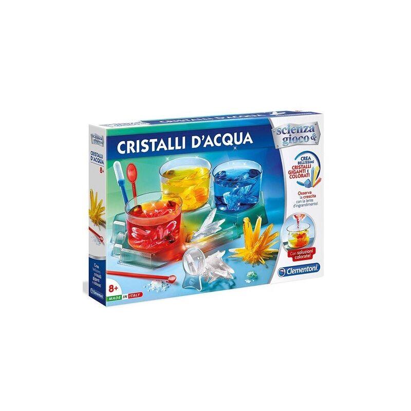 Vízi kristályok tudományos készlet - Clementoni