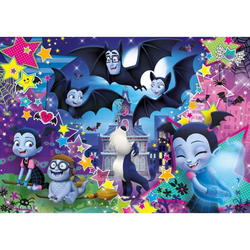 Vampirina Brilliáns 104 db-os puzzle - Clementoni
