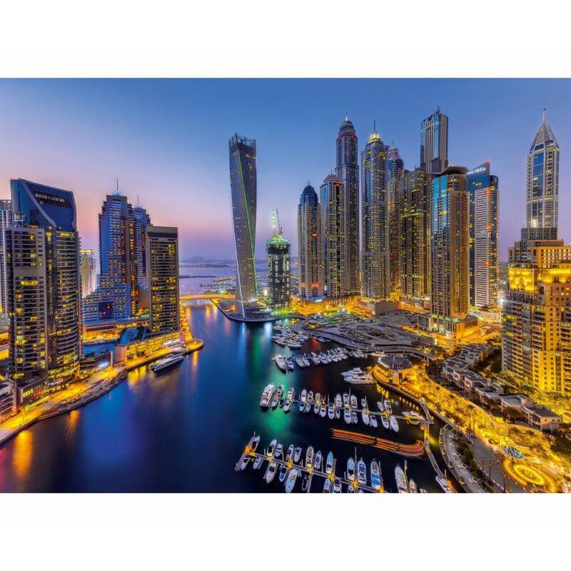 Dubai 1000 db-os puzzle - Clementoni