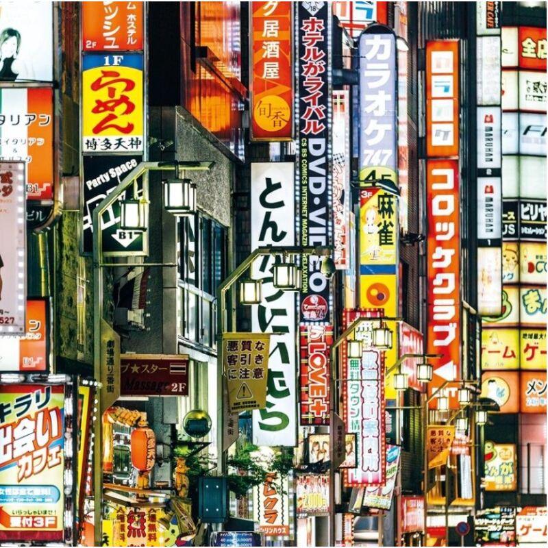 Tokió 250 db-os puzzle képkerettel - Clementoni