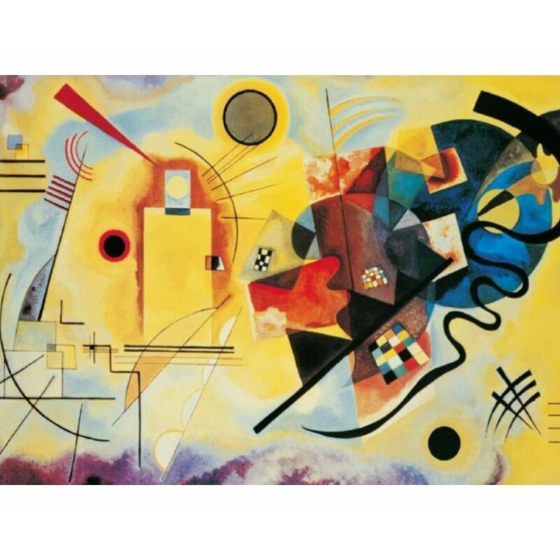 Kandinskij 1000 db-os puzzle - Clementoni