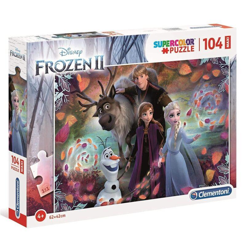 Jégvarázs 2 104 db-os Maxi puzzle - Clementoni