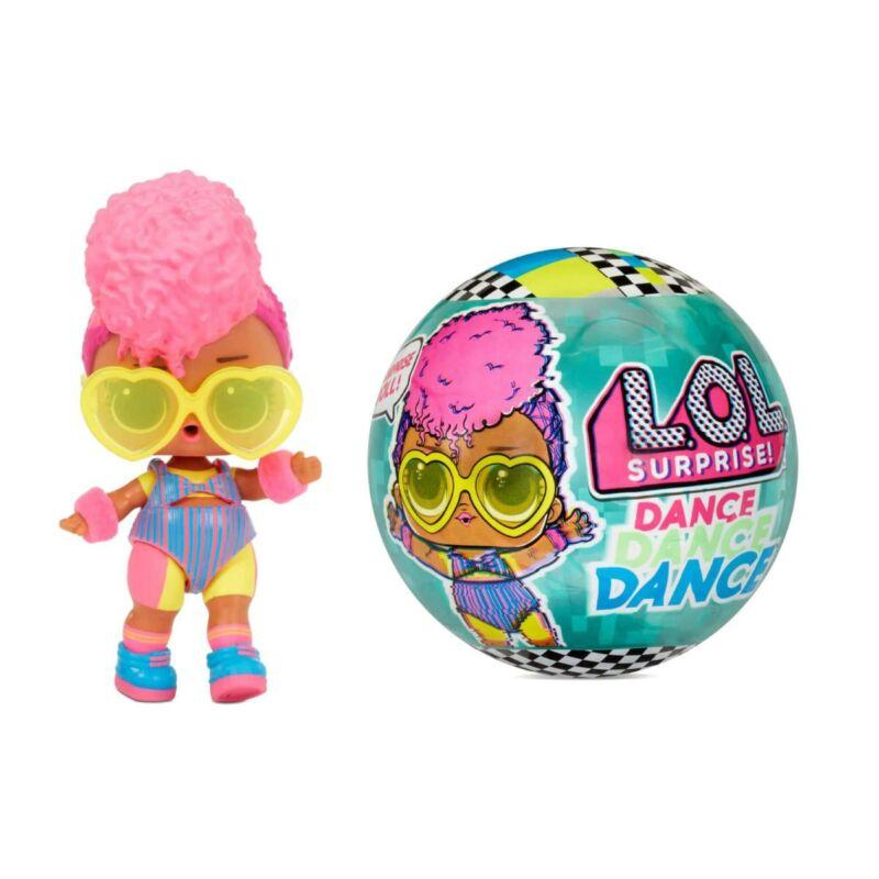 LOL Surprise Dance Tots - gyűjthető táncos babák