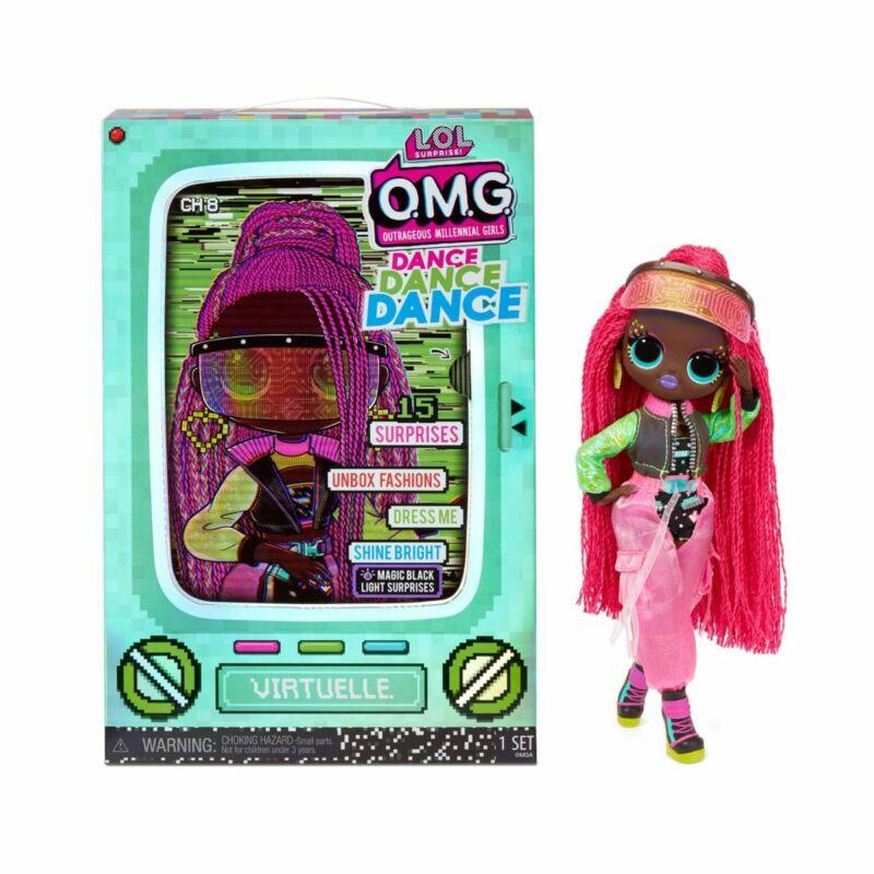 LOL Surprise OMG Dance Doll táncos babák - Virtuelle