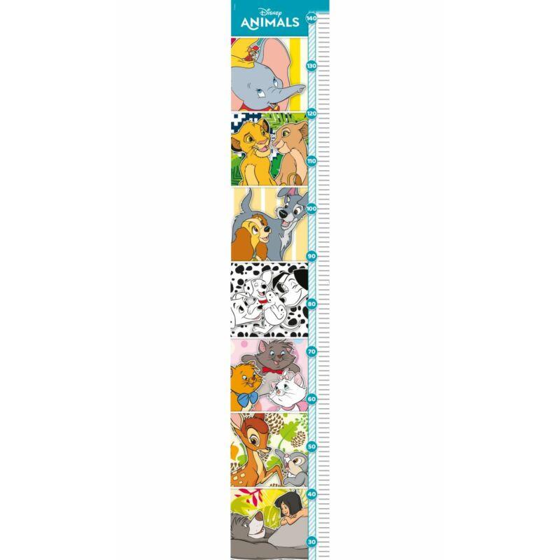 Disney állatok fali mérce 30 db-os puzzle - Clementoni