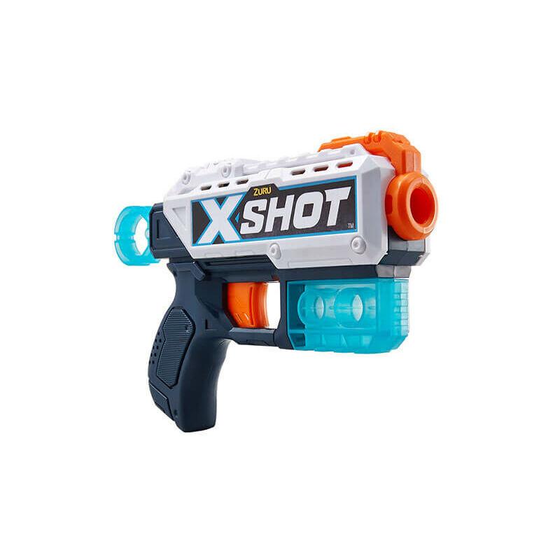 X-Shot Excel-Kickback szivacslövő játékpisztoly