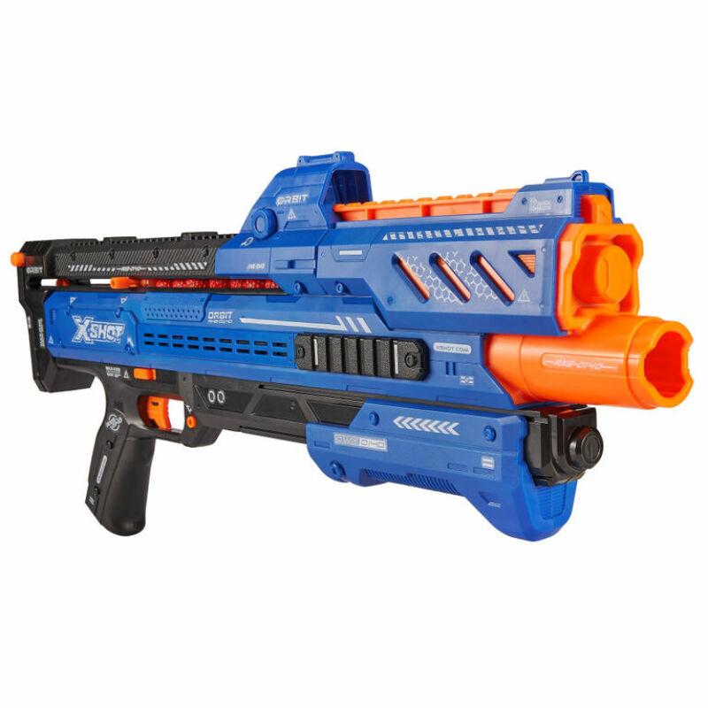 X-Shot Chaos Orbit szivacslövő fegyver