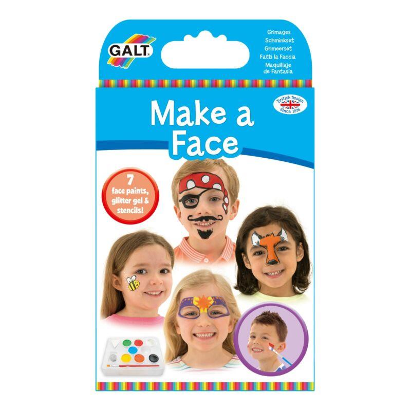 Galt arcfestő készlet