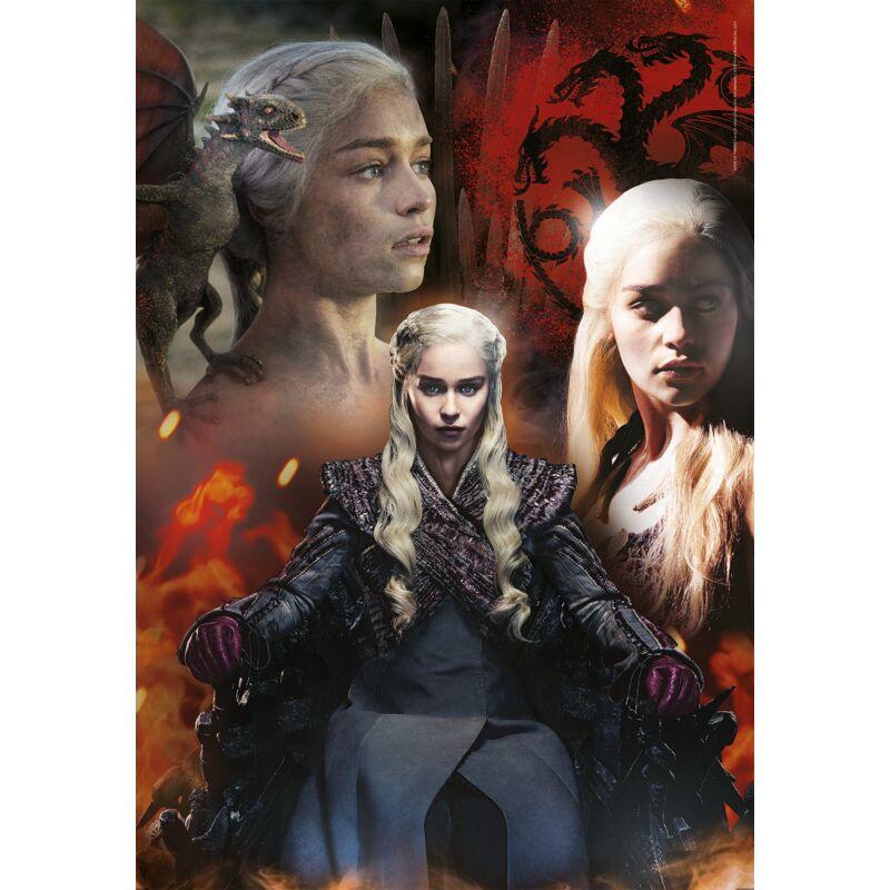 Trónok harca Daenerys Targaryen 250 db-os puzzle - Clementoni