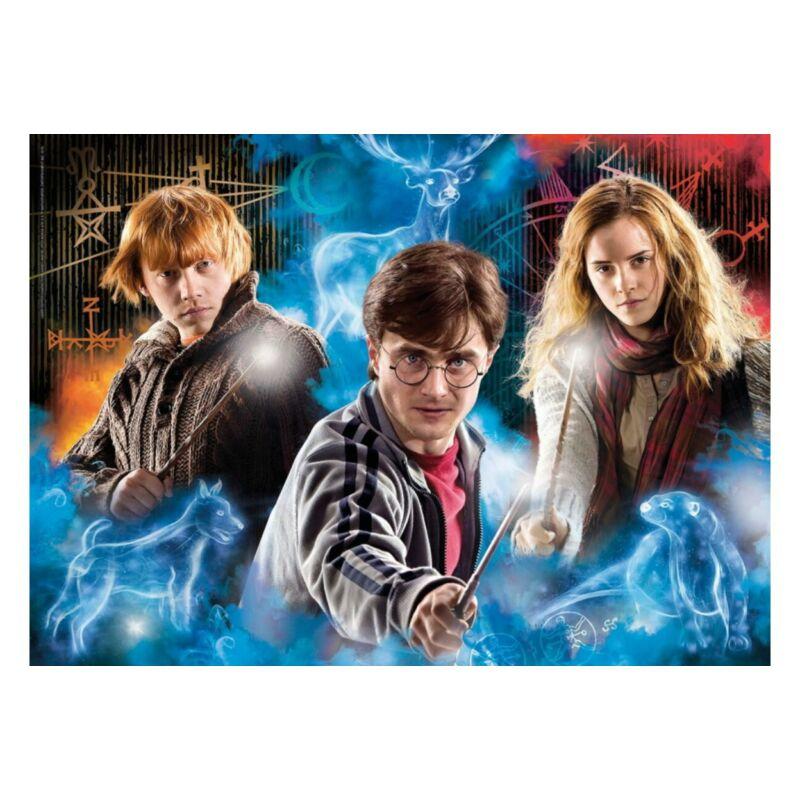 Harry Potter 500 db-os puzzle - Clementoni