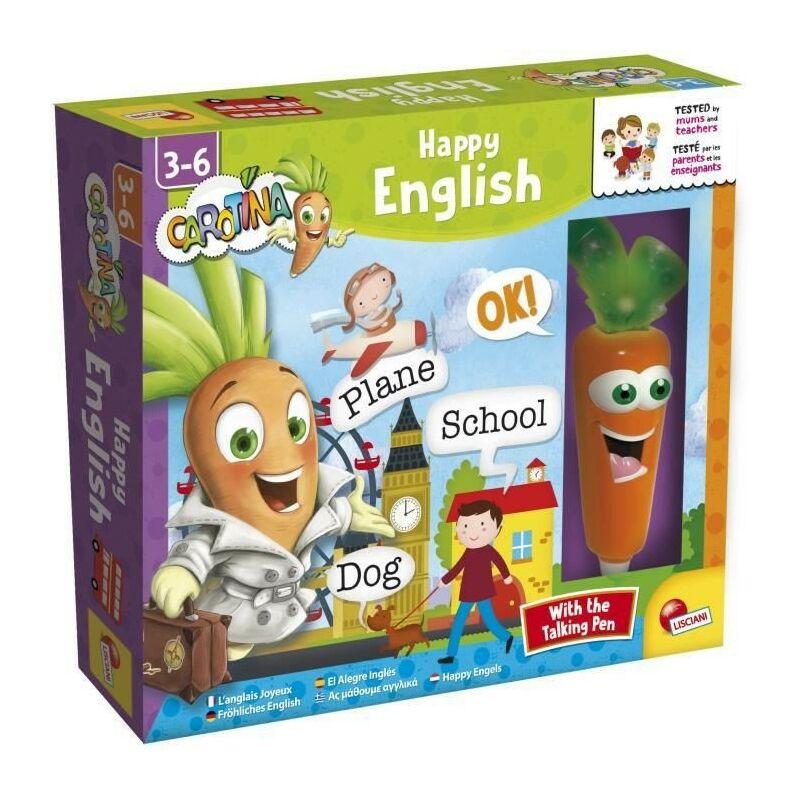 Happy English - interaktív oktató játék