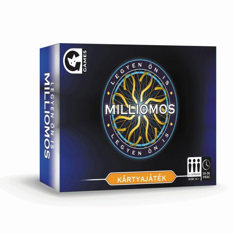 Legyen ön is milliomos! - kártyajáték