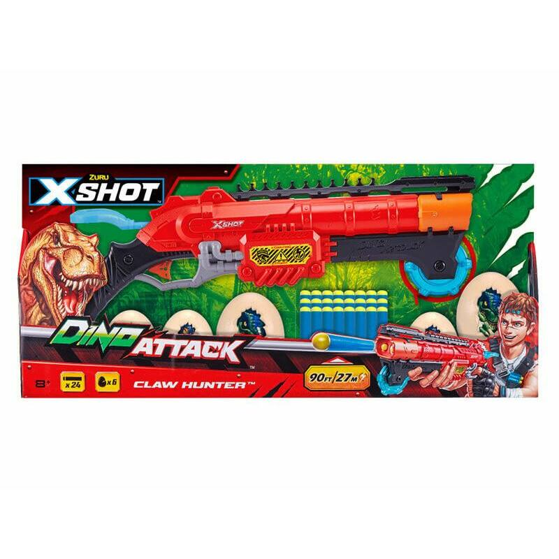Xshot Dino attack - claw hunter szivacslövő fegyver