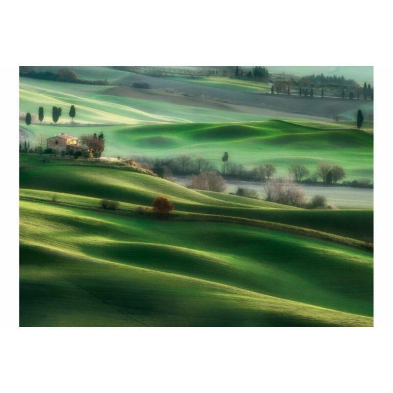 Toszkán dombok 500 db-os puzzle - Clemetoni