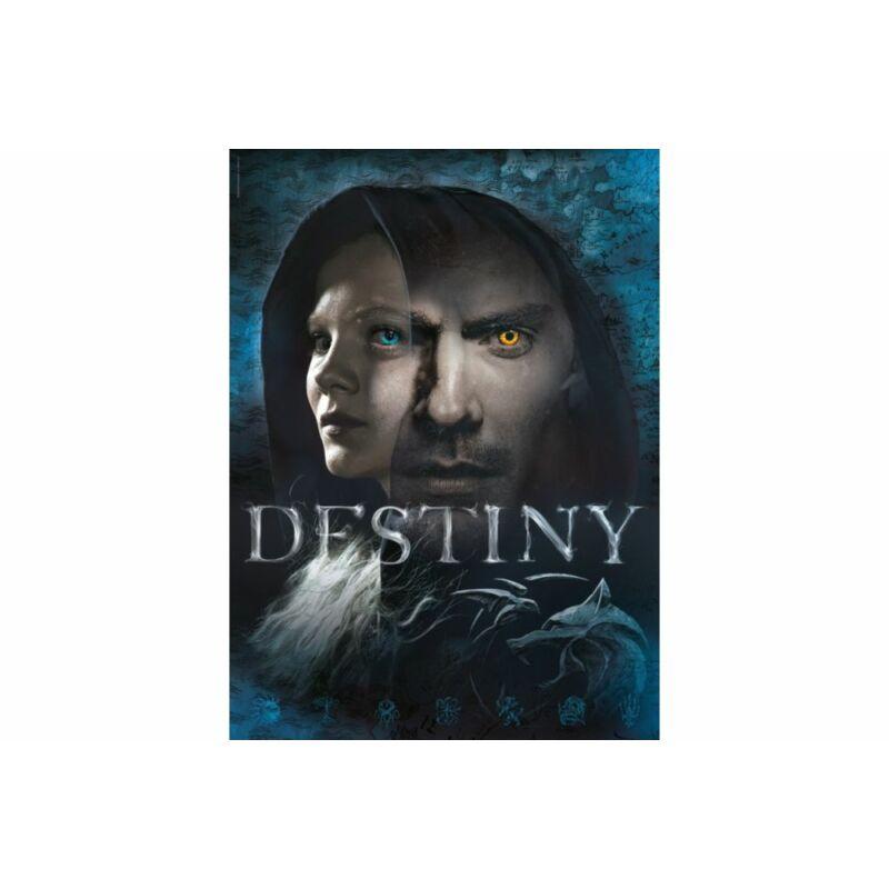 The Witcher - Vaják - Destiny 1000 db-os puzzle - Clemetoni