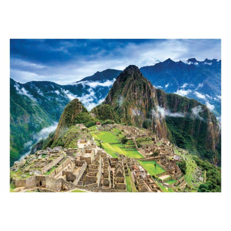 Machu Picchu 1000 db-os puzzle - Clemetoni