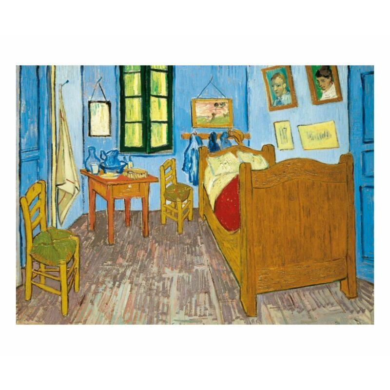 Van Gogh szobája Arles-ban 1000 db-os puzzle - Clementoni