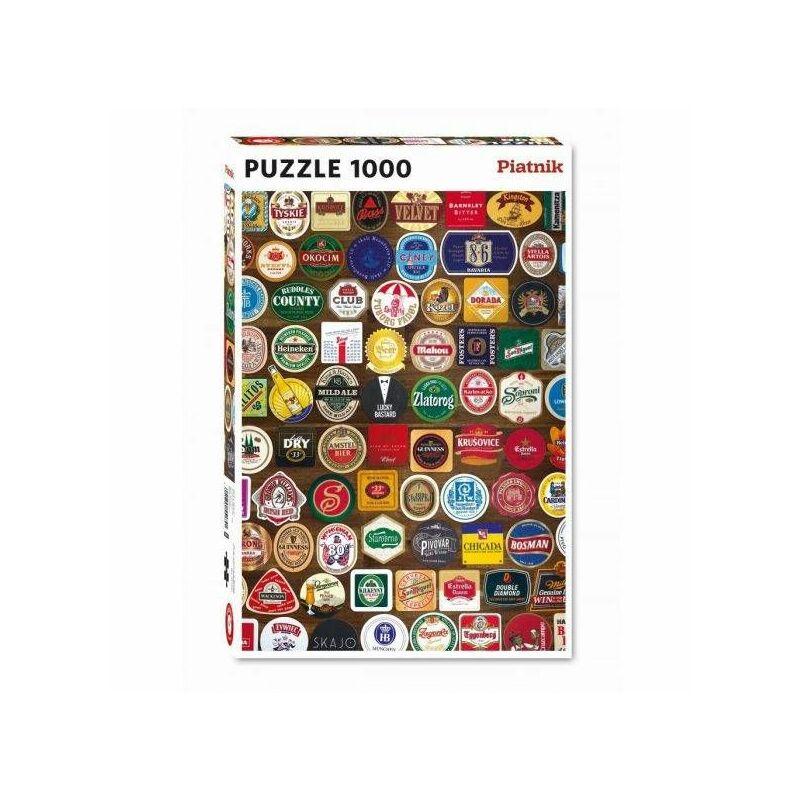 Söralátétek puzzle, 1000 db-os