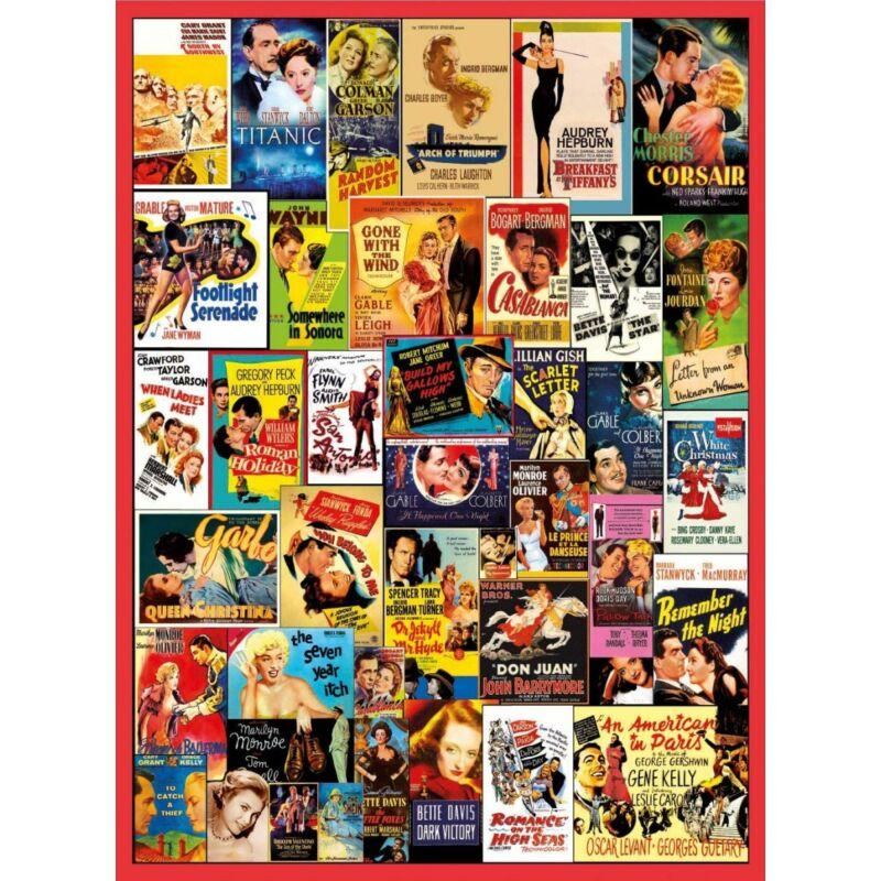 Klasszikus romantika 500 db-os puzzle - Clemetoni