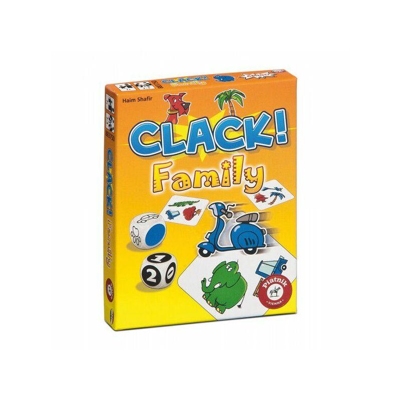 Clack family társasjáték