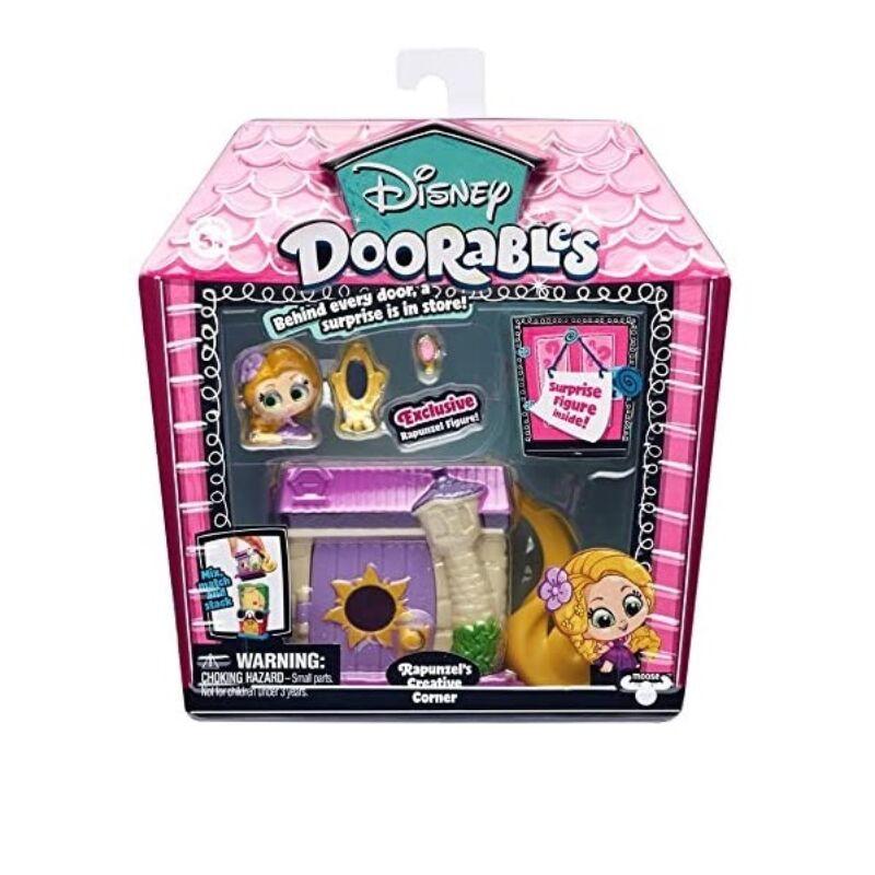 Doorables játékszett - Rapunzel's Creative Corner