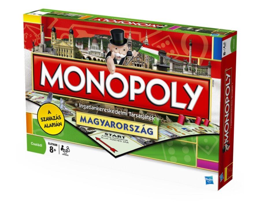 Monopoly - Magyarország kiadás