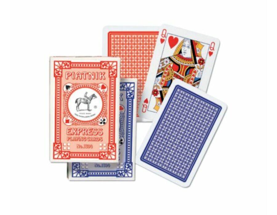 Piatnik Express kártya 1x55 lapos