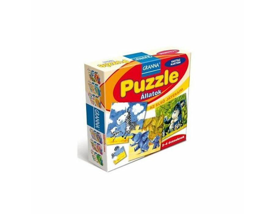 Granna - Puzzle - Állatok
