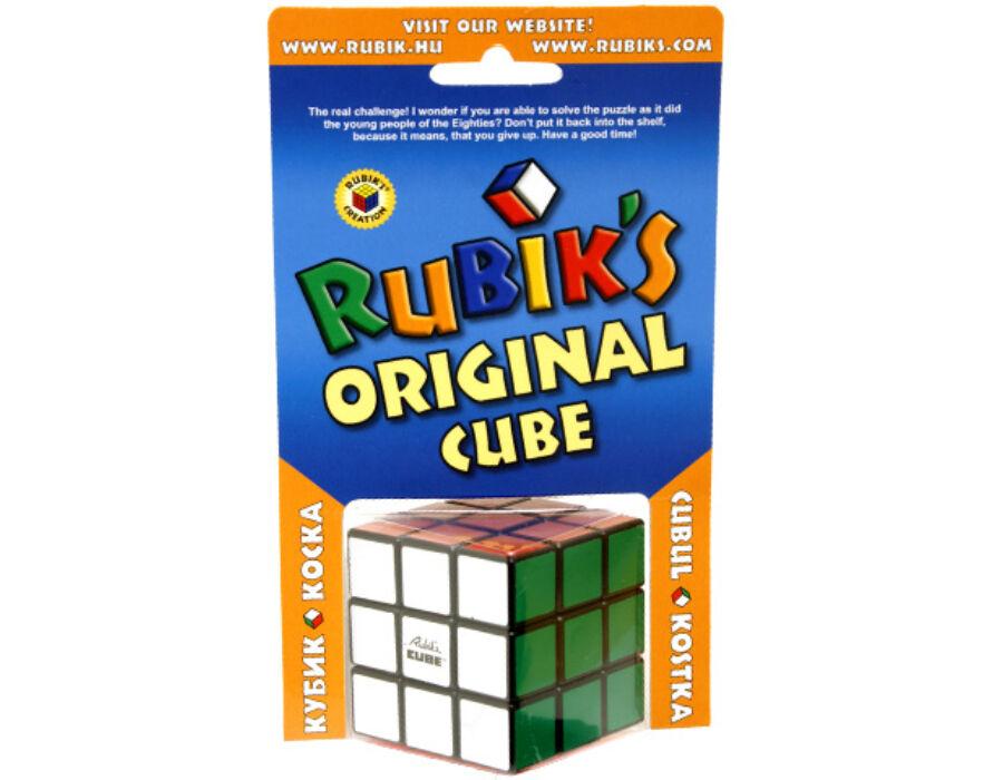 Rubik Kocka Original (Vákuum csomagolás)