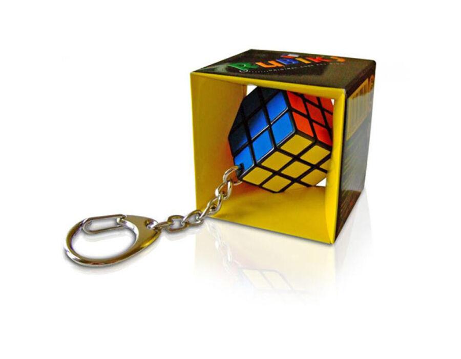 Rubik Kocka (Kulcstartó)