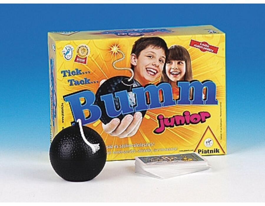 Tick.. Tack.. Bumm Junior