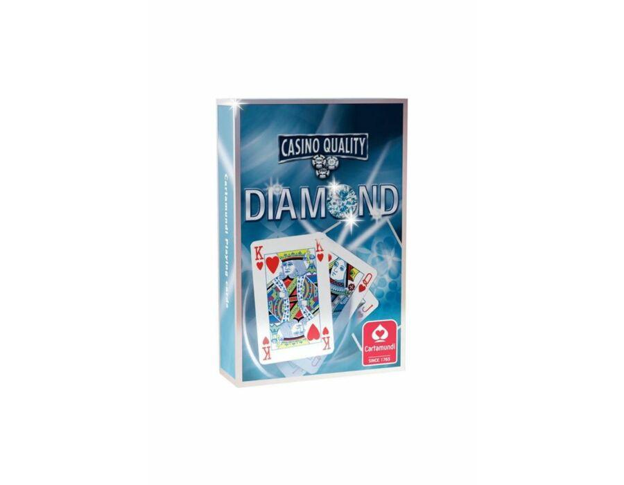 Diamond szimpla bridge kártya, kék