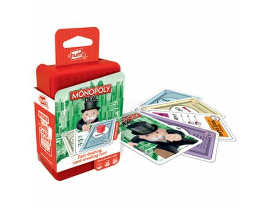 Monopoly Deal - Keverj, rabolj, nevess!