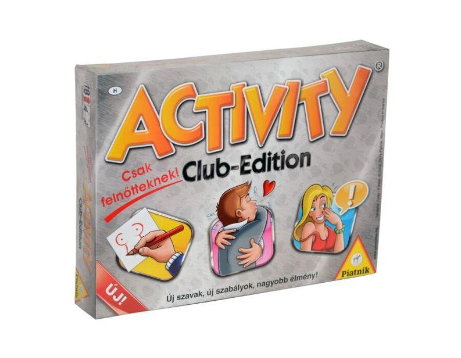 Piatnik Activity Club Edition 18+ társasjáték