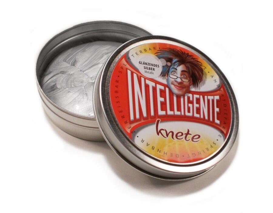 Intelligens Gyurma - ragyogó ezüst