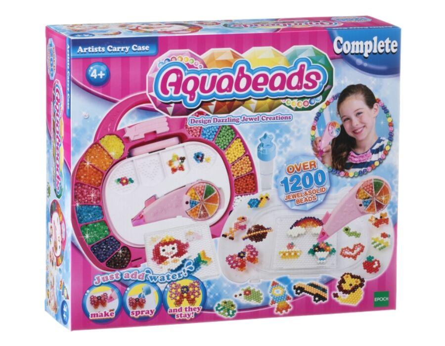 Aqua Beads Hordozható művésztáska