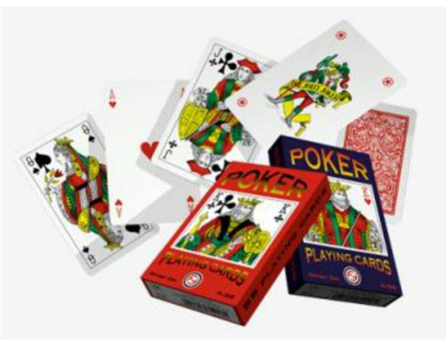 Póker A26 2x55 lap