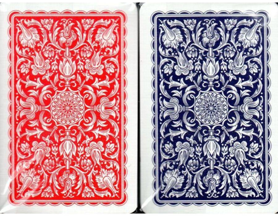 Römi kártya 2*55 lap