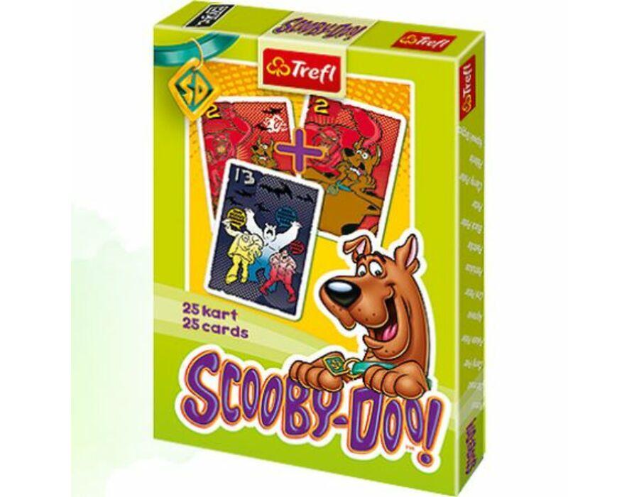 Scooby Doo Fekete Péter kártyajáték