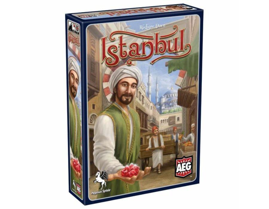 Istanbul társasjáték