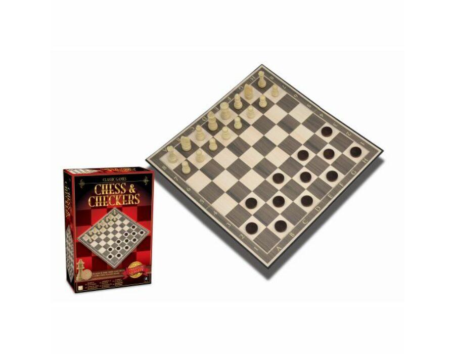 Classic Games Collection - Fa sakk és dáma