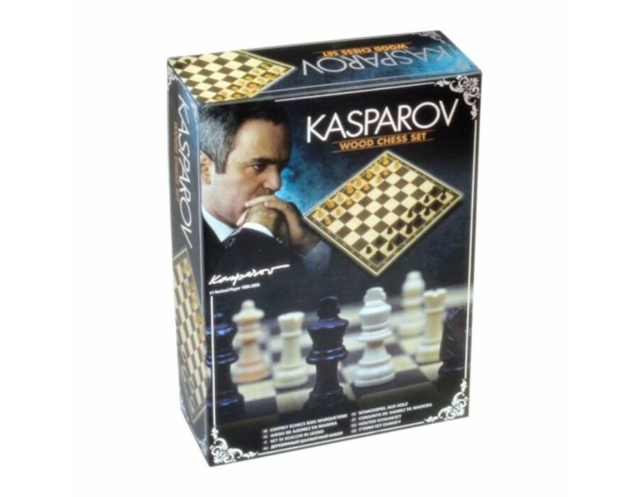 Kasparov Fa sakk szett