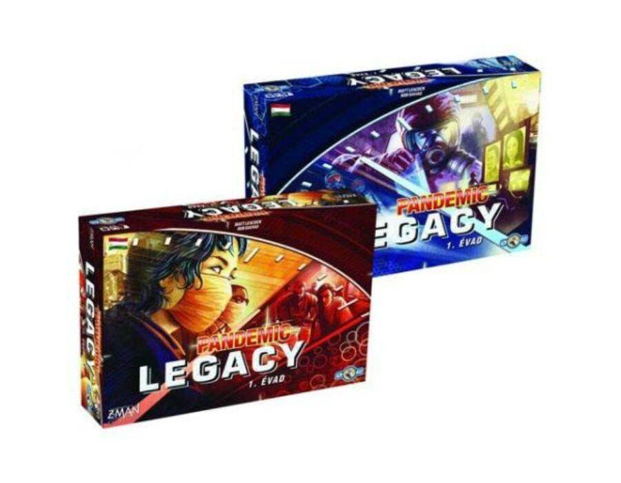 Pandemic: Legacy társasjáték