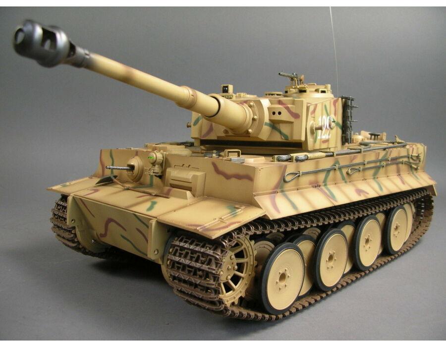 Távirányítós tank Tiger I