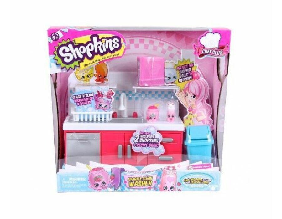 Shopkins S6 - Séf klub játékszettek