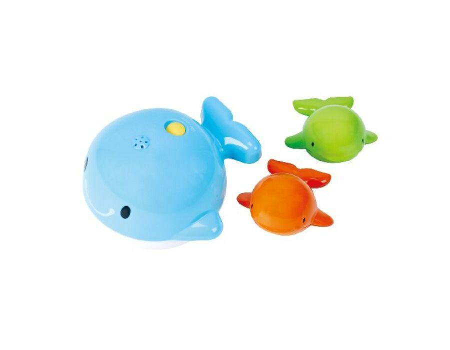 Playgo Bébi fürdőjáték, bálnacsalád