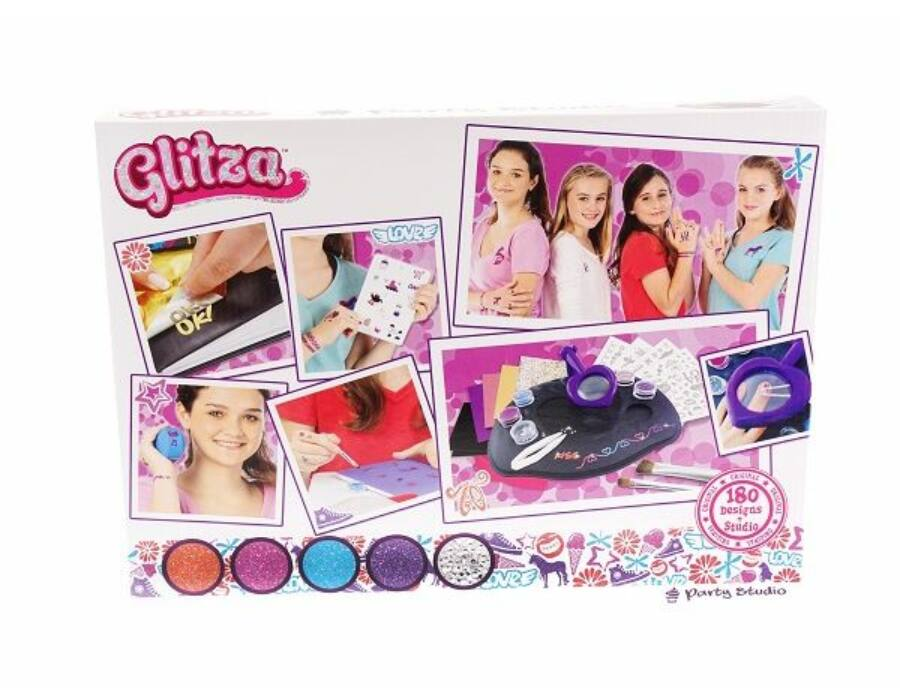 Glitza Party Studio