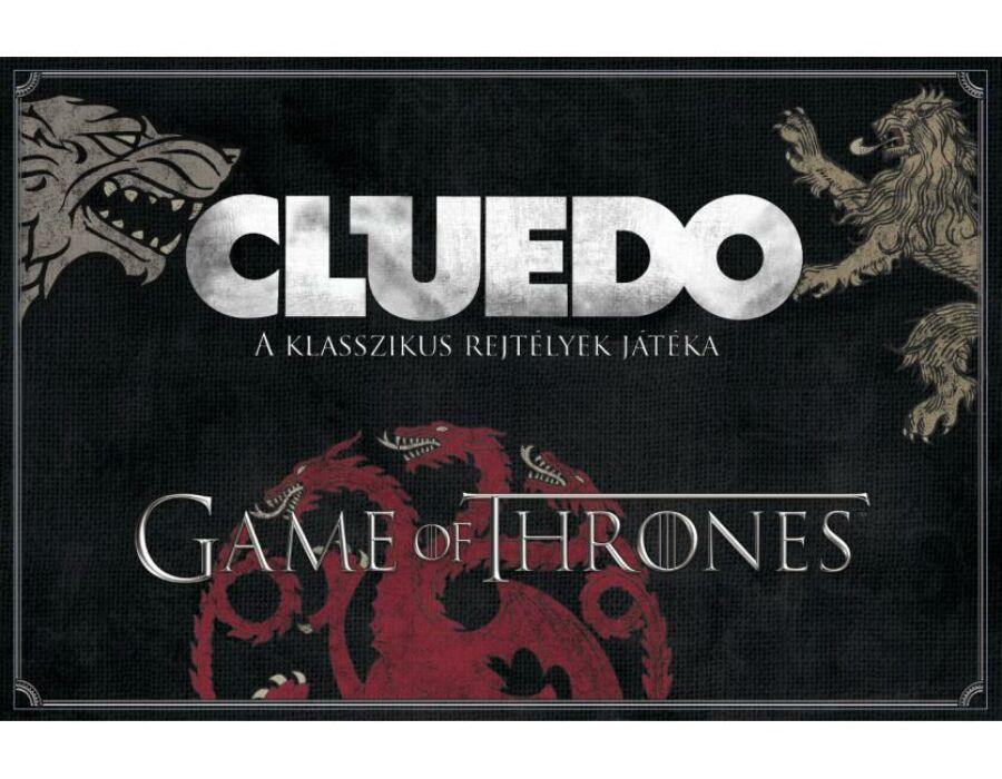 Cluedo - Trónok Harca társasjáték
